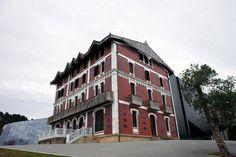 Basque Country, Gipuzkoa, Getaria , Cristobal Balenciaga Museum