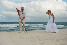 Riviera Maya beach wedding. Playa del Carmen, WeddingDayStory, Destination Wedding Photography in Mexico, Costa Rica and Dominican Republic. Celebrating the Simple Romance of Weddings in the Sun. Visit us! www.weddingdaystory.com