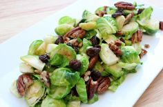 Brussel Sprout Salad Recipe | Bravo For PaleoBravo For Paleo (use ghee instead of butter for Whole30)