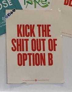 Kick Off Agenda
