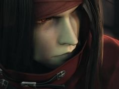 Anonymous said: I dare you to kiss vincent unexpectedly. Final Fantasy Characters, Final Fantasy Vii Remake, Avalanche, Vincent Valentine, Shadowhunters Malec, Water Nymphs, Noctis, Anime Fantasy, Pirates Of The Caribbean