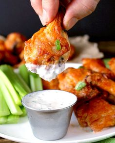 These Baked Buffalo Wings are crisp, double-dipped, and so delicious! Whole30, Paleo, gluten free, dairy free and just as good as fried ones. Chicken wings are the ultimate game-day food! Hand held, small enough that you can justify eating a ton, and so flavorful. My version uses ghee instead of butter, making them paleo and...Read More »