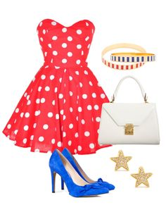 Red white and blue #july4th #outfit #fourthofjuly #4thofjuly