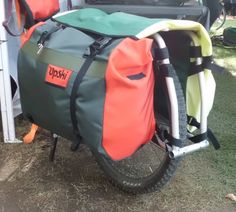ExtrahugeHD Cargo Bag for Xtracycle