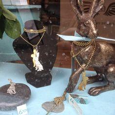Hare jewellery by La Jewellery