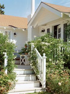 How To Increase Home Value - Create Curb Appeal - Country Living