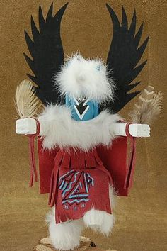 Types of Kachina Dolls | Kachina Doll