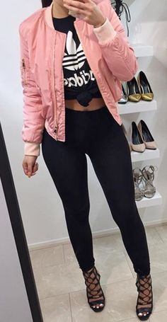 Would totally wear this outfit - minus the heels. Top it off with a nude suede or leather hat and throw some shell toe Adidas on for a more #casual look