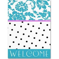 Trademark Fine Art Teal Dots Canvas Art by Color Bakery, Size: 24 x 32, Blue