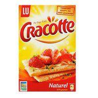 LU Cracotte toast naturel