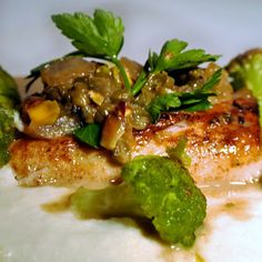 Gourmet Cooking For Two: Proposal Mahi Mahi