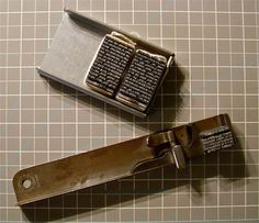 Small Typesetting Tools | These are two of my real sentiment… | Flickr