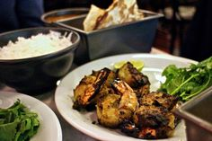 wander to wonder: dishoom @ king's cross  London restaurant review Indian food