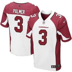 2012 NEW Arizona Cardinals #3 Carson Palmer White Stitched NFL Jerseys(Elite) Arizona Cardinals Jersey