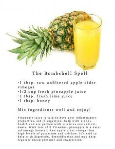 The Bombshell Spell: