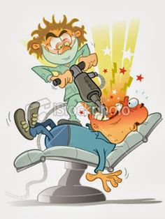 Crazy Dentist Clip Art Always interesting what you can find when you type in dentistry and other related terms Dentist Humor, Dentist In, Dental Humour, Nclex, Dental Images, Dental Anatomy, Porcelain Veneers, Dental Art, Stained Teeth