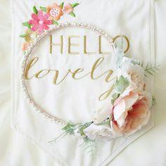 Flower Crown Headband, Wreaths, Flowers, Decor, Decoration, Door Wreaths, Florals, Dekoration, Deco Mesh Wreaths