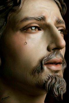 Jesus Mother, God Jesus, Jesus Christ Statue, Trust In Jesus, Virgin Mary Statue, Jesus Christ Superstar, Jesus Christ Images, Jesus Face, Holy Quotes
