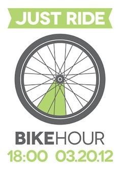 Don't forget about Bike Hour on Tuesday! #bikehour #justride #bikes