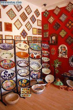 Ceramica de Guadalajara, Mexico