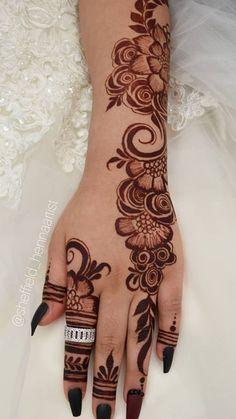 Round Mehndi Design, Basic Mehndi Designs, Latest Arabic Mehndi Designs, Henna Designs Feet, Dulhan Mehndi Designs, Mehndi Designs For Fingers, Mehndi Design Pictures, Henna Tattoo Designs, Mehendi