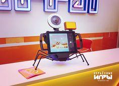 Magic Selfie Machine at quest club (request.ru)