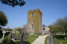 Ruan Minor Church - the church I got married in..