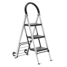 The Ladder Hand Truck - Hammacher Schlemmer
