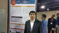 SBMI faculty member Yonghui Wu also wants to tell you about his research at poster #149. #AMIA2016