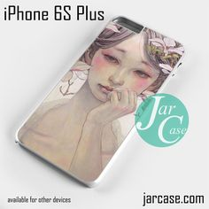 Beautiful asian face YP Phone case for iPhone 6S Plus and other iPhone devices