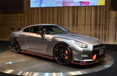 The GT-R Nismo pumps out a grand total of 595 horsepower.