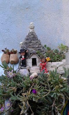 Un grazioso quadretto in miniatura