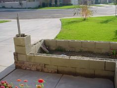 stone veneer retaining walls google search deck and patio