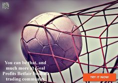You can be that, and much more at Goal Profits Betfair football trading community  http://c7e9464ixicocuac0zmdhp5s04.hop.clickbank.net/?tid=ATKNP1023