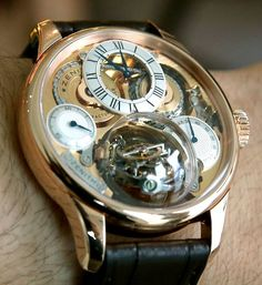 How Do Watch Lovers Afford Their Watches? - Evandro Menezes from Austin, TX, USA asks us our latest question - watch experts answer this and more in our Ask Us Anything! column on aBlogtoWatch.com - Curious about this watch? http://www.ablogtowatch.com/zenith-academy-christophe-colomb-hurricane-watch-hands-on/