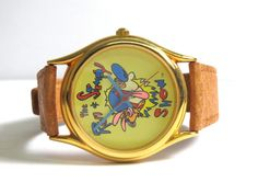 Ren and Stimpy Collectors Wristwatch