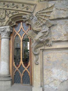 """Stile Liberty"", Torí-Turin-Torino, Piemont, Itàlia."