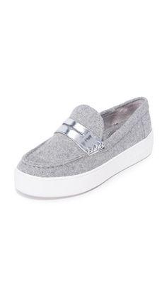 MICHAEL Michael Kors Poppy Slip on Sneakers
