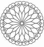 Printable Detailed Mandala Coloring Pages - Bing Images