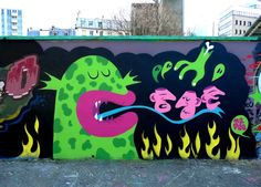 Mister Pee  La Galaxie des Paumés.  Bagnolet | Avec Fnkasty | 2012. – avec Cyril Fnkasty.