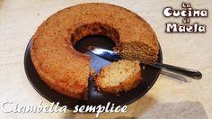 Volevo fare una torta ma ero senza uova, così ho trovato questa ricetta su GialloZafferano , una ciambella molto morbida e anche veloce da ...