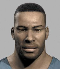 """Ryan in """"Final Fantasy: The Spirits Within"""" (animation) voiced by Ving Rhames http://www.imdb.com/name/nm0000609/"""