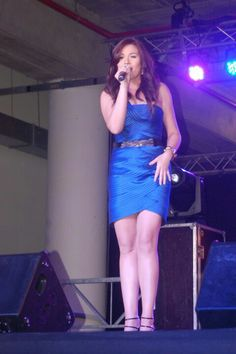 Bea Alonzo during Kapamilya Fiesta World Paris sometime in 2011