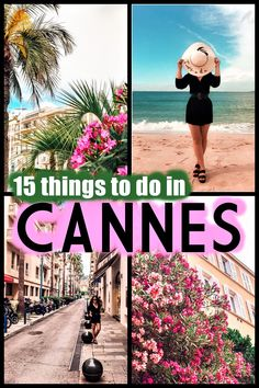 The main reason that makes tourists around the world want to discover Cannes is the famous Cannes International Film Festival. Paris Travel Guide, Europe Travel Tips, European Travel, Places To Travel, Travel Destinations, Places To Visit, Instagram Inspiration, Travel Inspiration, Festival International Du Film