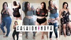 4a104711f2b5 HUGE Fashion Nova Curve Try-On Haul!