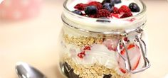 Slimming World members have been going bonkers for overnight oats - we simply had to try them! Fruity, filling and fuss-free, we have to agree - they're absolutely amazing!