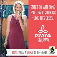 fair trade clothing prana giveaway