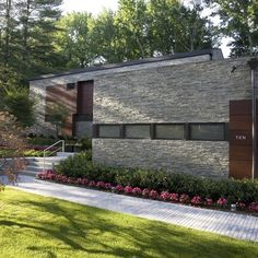 Sustainable Long Island Residence - modern - Exterior - New York - Narofsky Architecture + ways2design