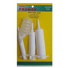 4 Piece Glue Injector Set $7.95