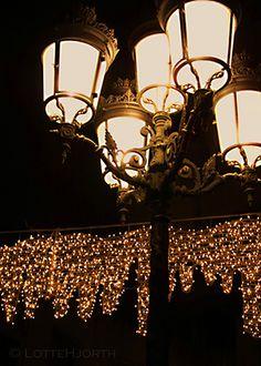 Christmas in Granada, Spain